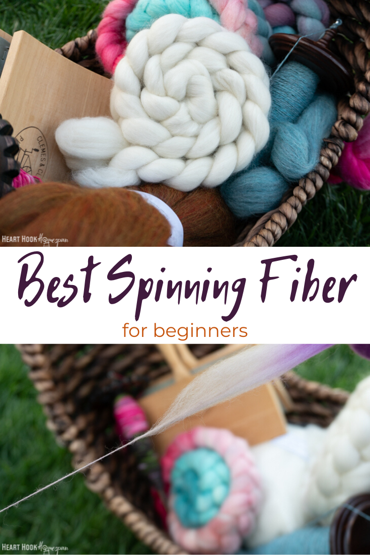 Best Spinning Fiber for Beginners
