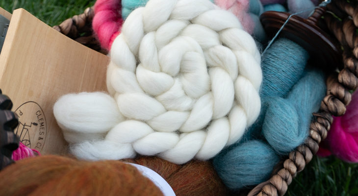 Best Fiber for Spinning