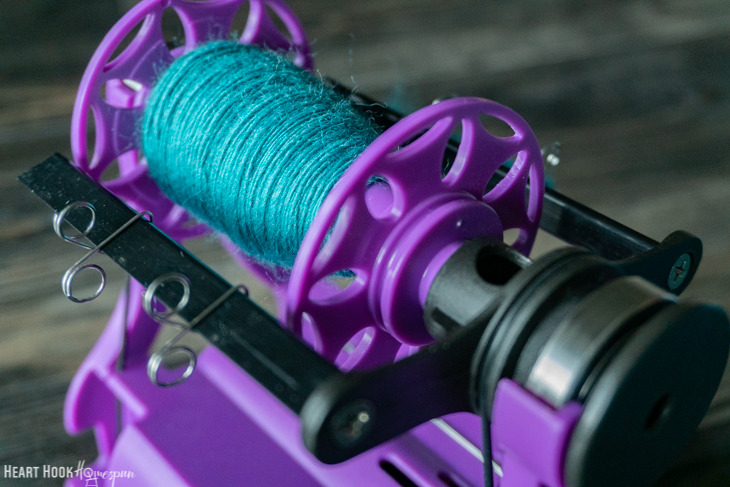 EEW Nano Spinning Wheel