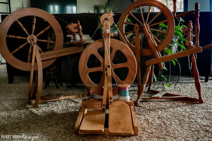 choosing a spinning wheel