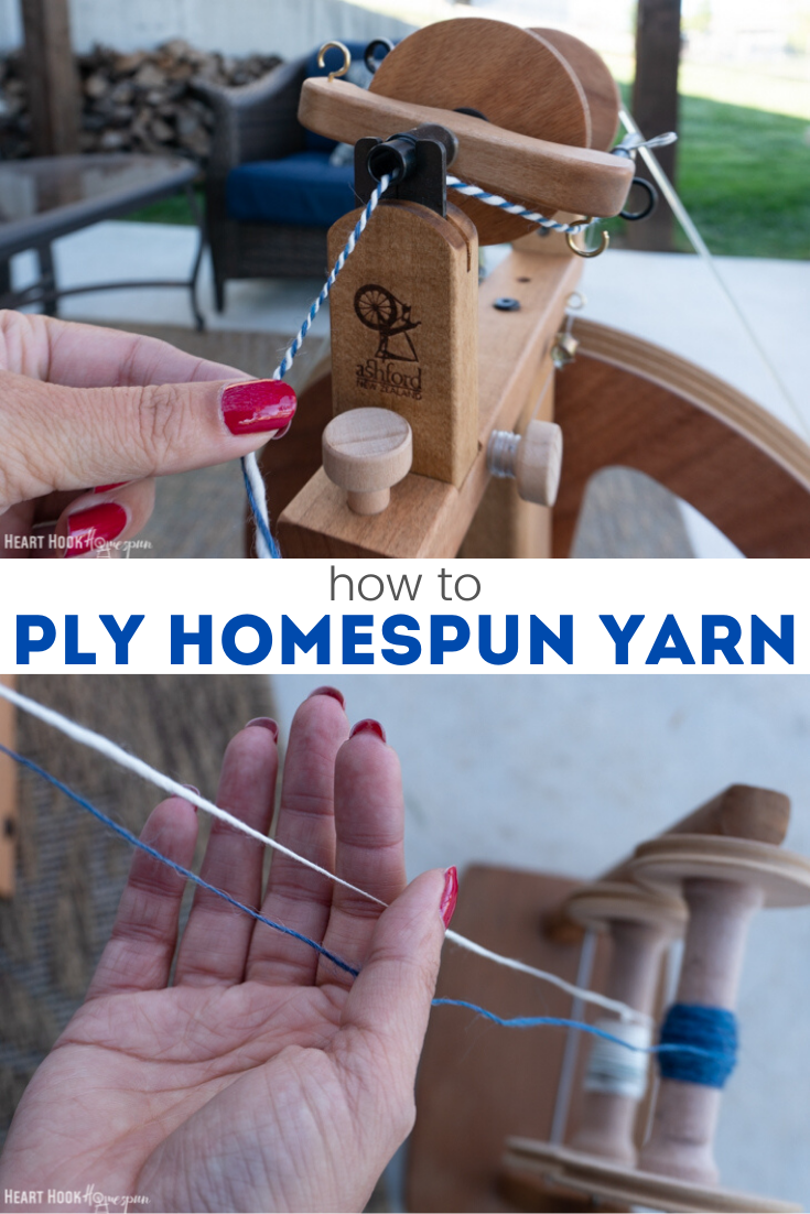 How to Ply Yarn