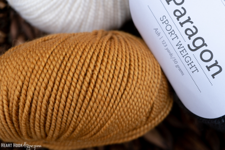 s twist yarn