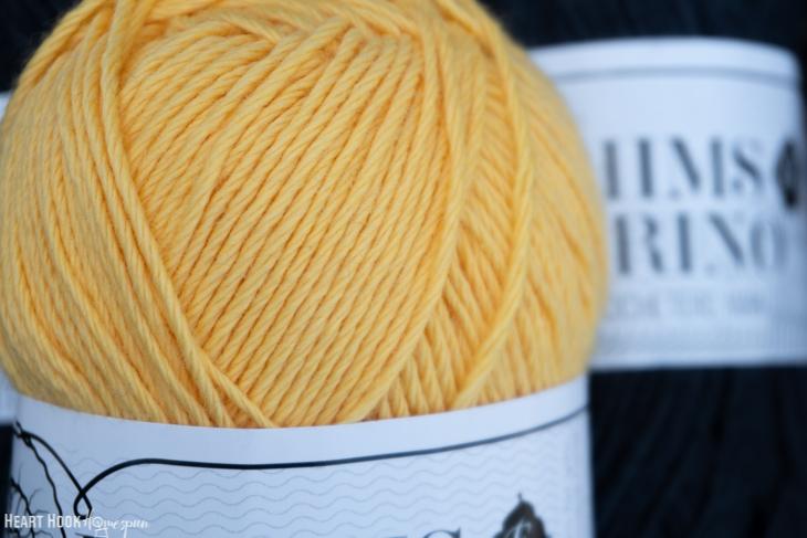 z twist yarn