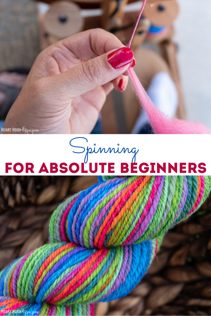 spinning for absolute beginners